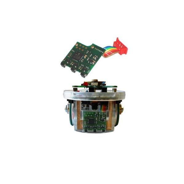 Bodensensor-Modul für den E-Puck2-Roboter