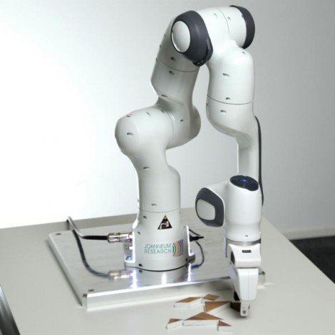 FE Gripper for PANDA Robotic Arm