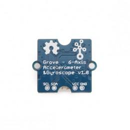 Grove Beschleunigungsmesser- und 6-Achsen-Gyroskopmodul