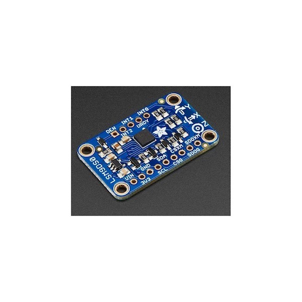 9-DOF Accel/Mag/Gyro + Temp LSM9DS0  Breakout Board