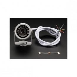 Caméra vidéo série Jpeg avec led infrarouge étanche