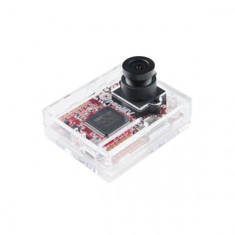 OpenMV Cam M7 Machine Vision Camera, mit Gehäuse und Steckern