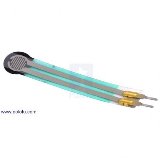 """0.2"""" Force-Sensing Resistor"""
