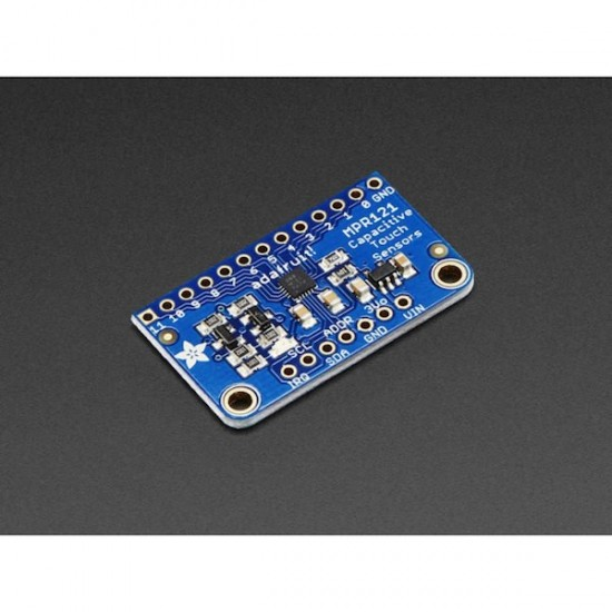 MPR121 12-Key Capacitive Touch Module