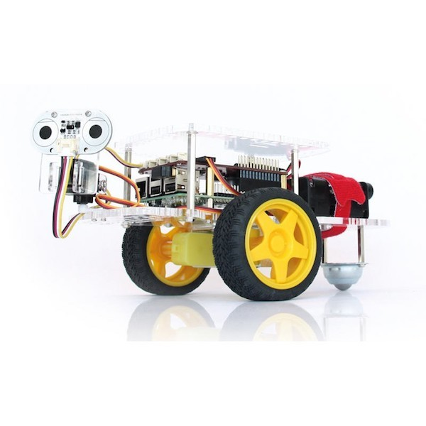 GoPiGo3 Starter Kit (Beginner)