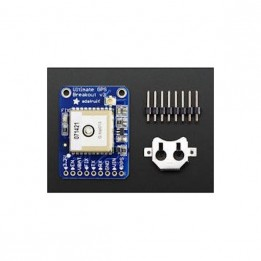 GPS-Modul Adafruit Ultimate GPS Breakout – 66 Kanäle mit bis 10 Hz Update-Rate – Version 3