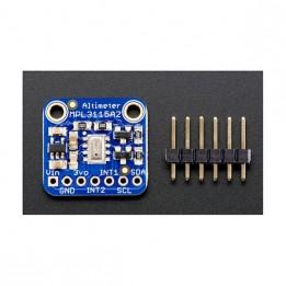 Capteur Barometrique I2C - pression / altitude / temperature MPL3115A2
