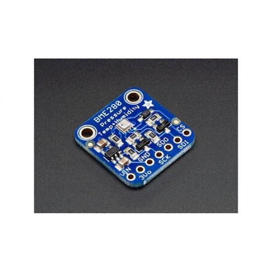 Capteur de pression, d'humidité et de temperature Adafruit BME280 I2C ou SPI