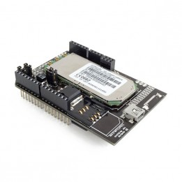 Shield 3G/GPRS für Arduino, Raspberry Pi und Intel Galileo