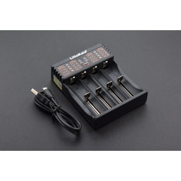 Chargeur de batterie USB  (4 emplacements)
