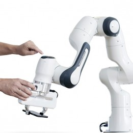 Bras robotique PANDA