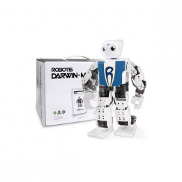 Programmierbarer humanoider Roboter Robotis Mini