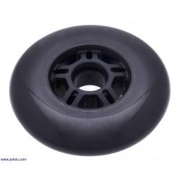 Scooter/Skate Wheel 100×24mm - Black