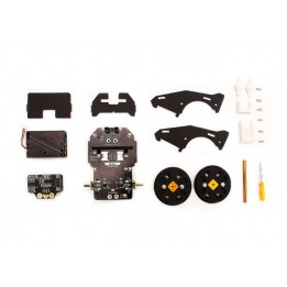 Kit robot BitCar (carte micro:bit non incluse)