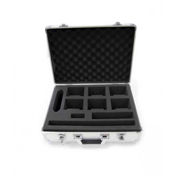 Valise pour robot BeeBot / BlueBot 6 emplacements (vide)