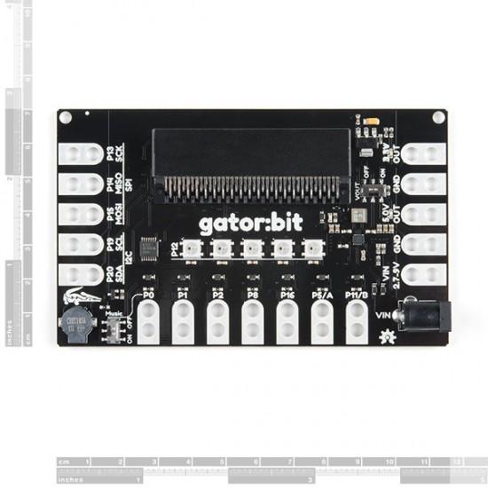 Carte d'extension gator:bit 2.0 pour micro:bit