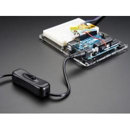 Rallonge jack avec interrupteur compatible Arduino