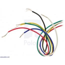 Moteur pas à pas : Unipolaire/Bipolaire (200 Steps/Rev, 57×56mm, 3.6V, 2 A/Phase)