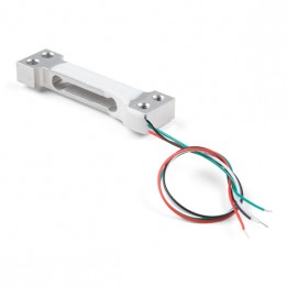 Mini Load Cell - 500g, Straight Bar (TAL221)