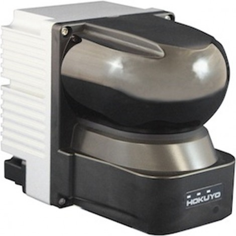 Hokuyo YVT-35LX Laser Range Finder– 3D LiDAR