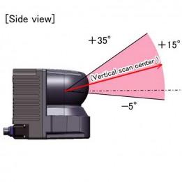 Laserscanner Hokuyo YVT-35LX – 3D LIDAR