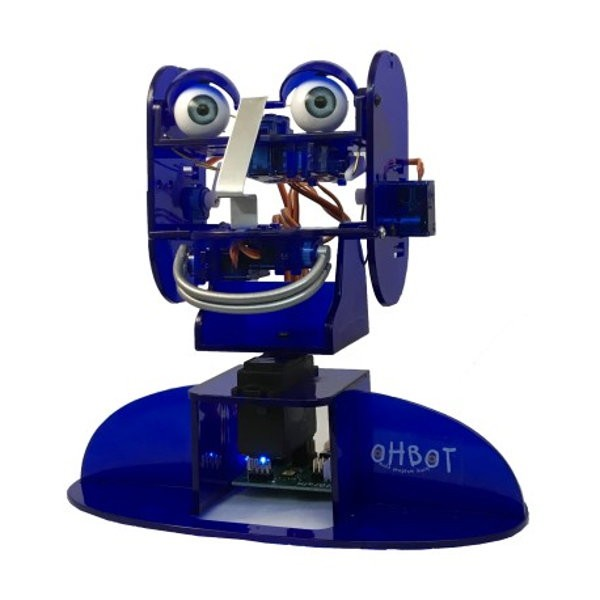 Ohbot 2.1 Kit with Software (for Windows)