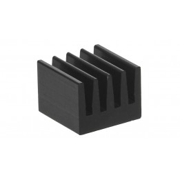 Dissipateur de chaleur, 74K/W, 8 x 8 x 6mm