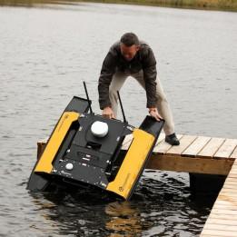 Heron Unmanned Surface Vessel