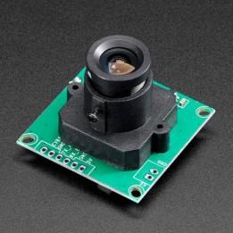 Caméra JPEG TTL avec video NTSC