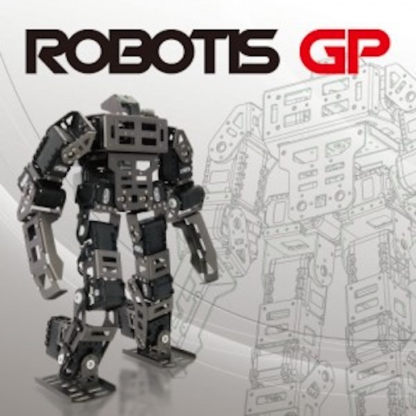 Robotis GP programmable humanoid robot