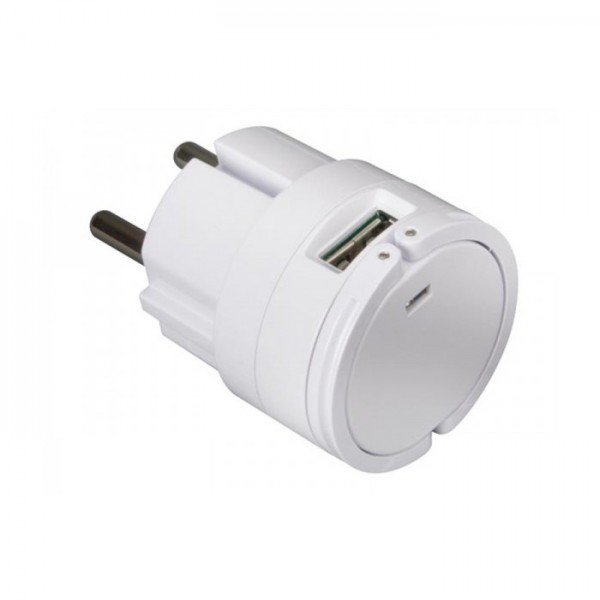2-Port USB Charger Adapter - 5V/2A
