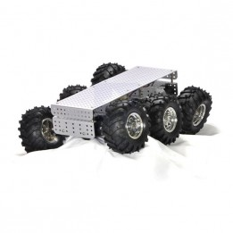 Wild Thumper 6x6 Chassis with 34:1 motors