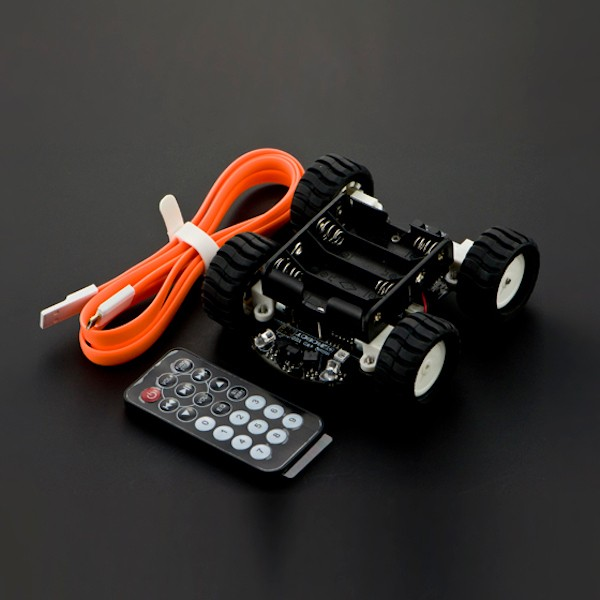 4x4 MiniQ Roboterplatform kompatibel mit Arduino