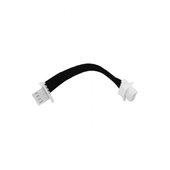 10 cables 4 pins for Dynamixel MX series (RS-485) - 60 mm