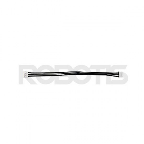 5 câbles 3 pins pour servomoteurs XL-320 - 110 mm
