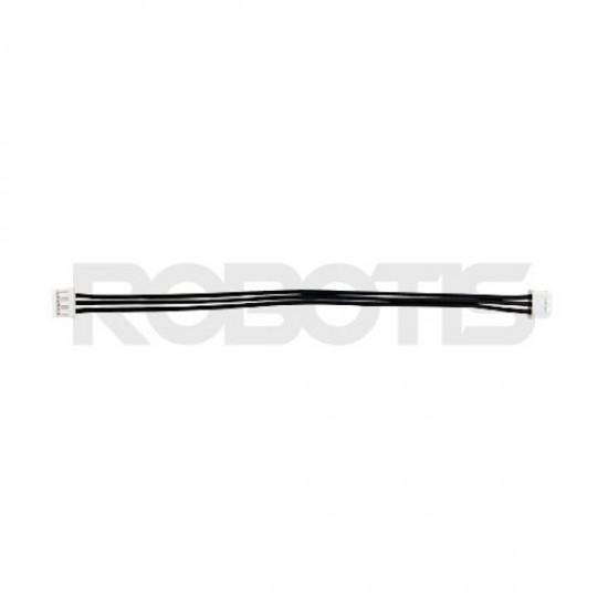 5 câbles 3 pins pour servomoteurs XL-320 - 160 mm