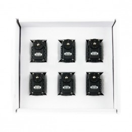 Pack de 6 servos Dynamixel AX-12A
