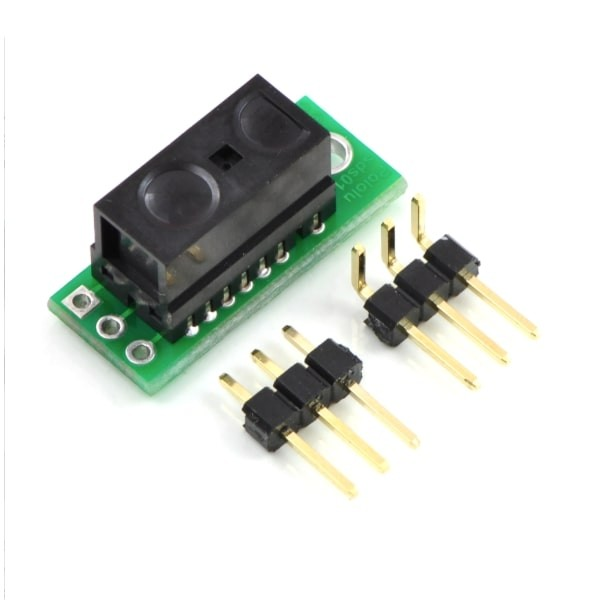 Digitaler Infrarot-Näherungssensor Sharp (bis 5 cm) von Pololu