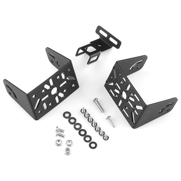 Pan/Tilt Bracket for Arduino