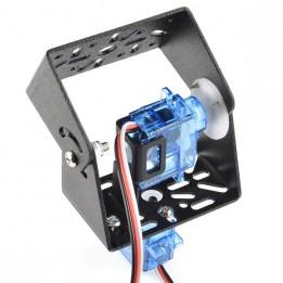 Bewegliche Halterung für Arduino