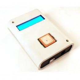 Boitier plastique blanc pour circuit à base d'Arduino
