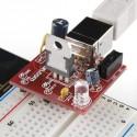 USB-Stromversorgung für Breadboard 5/3,3 V