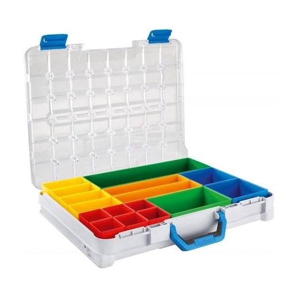Boîte de rangement pour pièces Lego