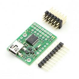 Contrôleur Servomoteurs USB Pololu Micro Maestro 6-Canaux