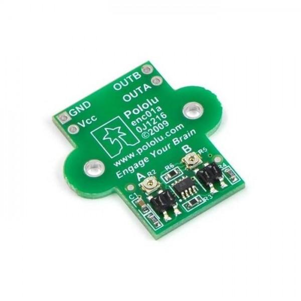 Encoder for micro metal gearmotor