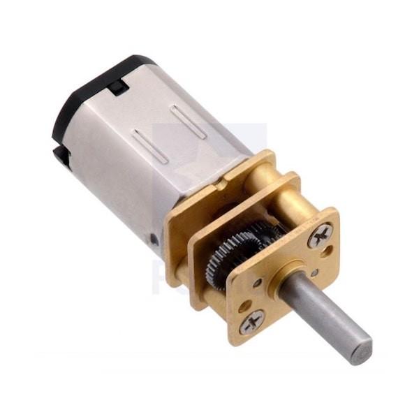 Micro-moteur à engrenages métalliques Pololu