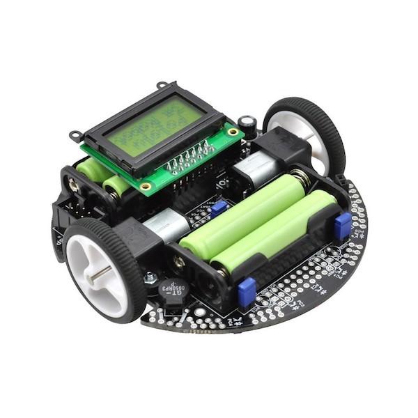 Mobiler Roboter 3pi von Pololu