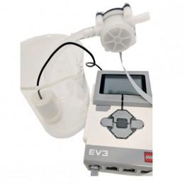 Pompe et capteur de flux pour Lego Mindstorms NXT / EV3
