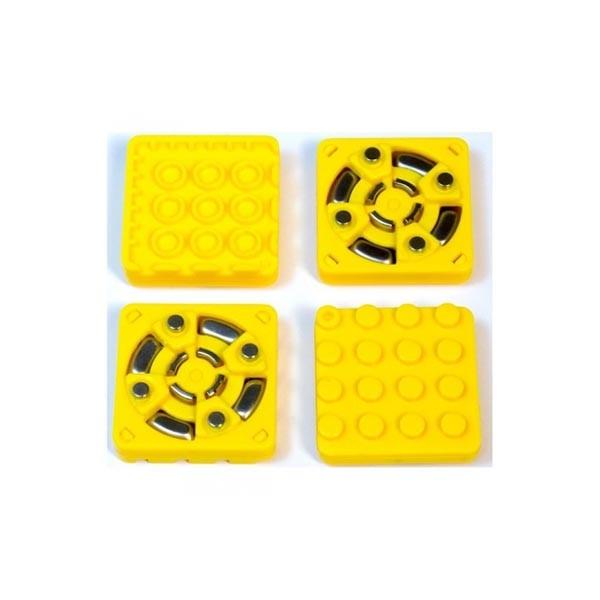 LEGO-Adapter für Cubelet (4-er Packung)