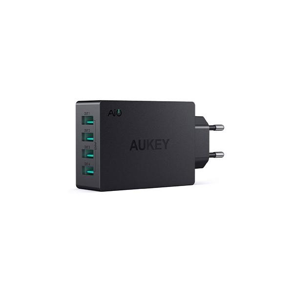 Chargeur USB 4 ports 5V 2.4A pour petits robots